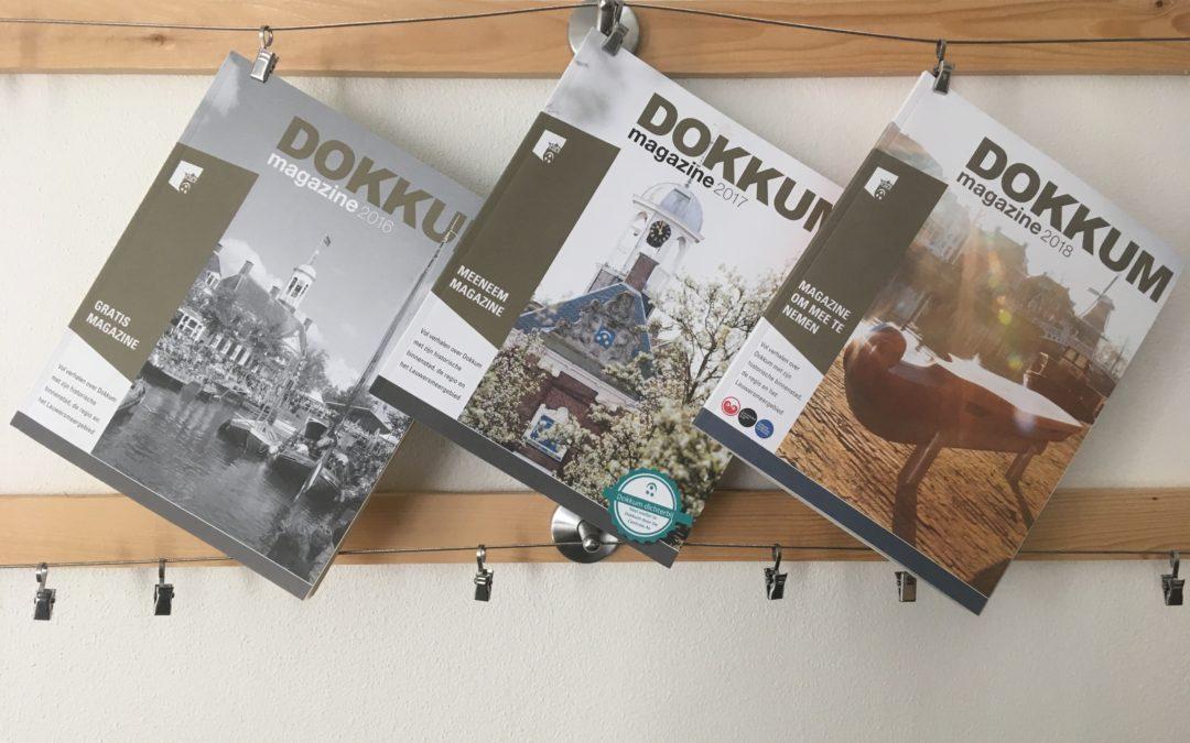 Dokkum Magazine: drie op een rij