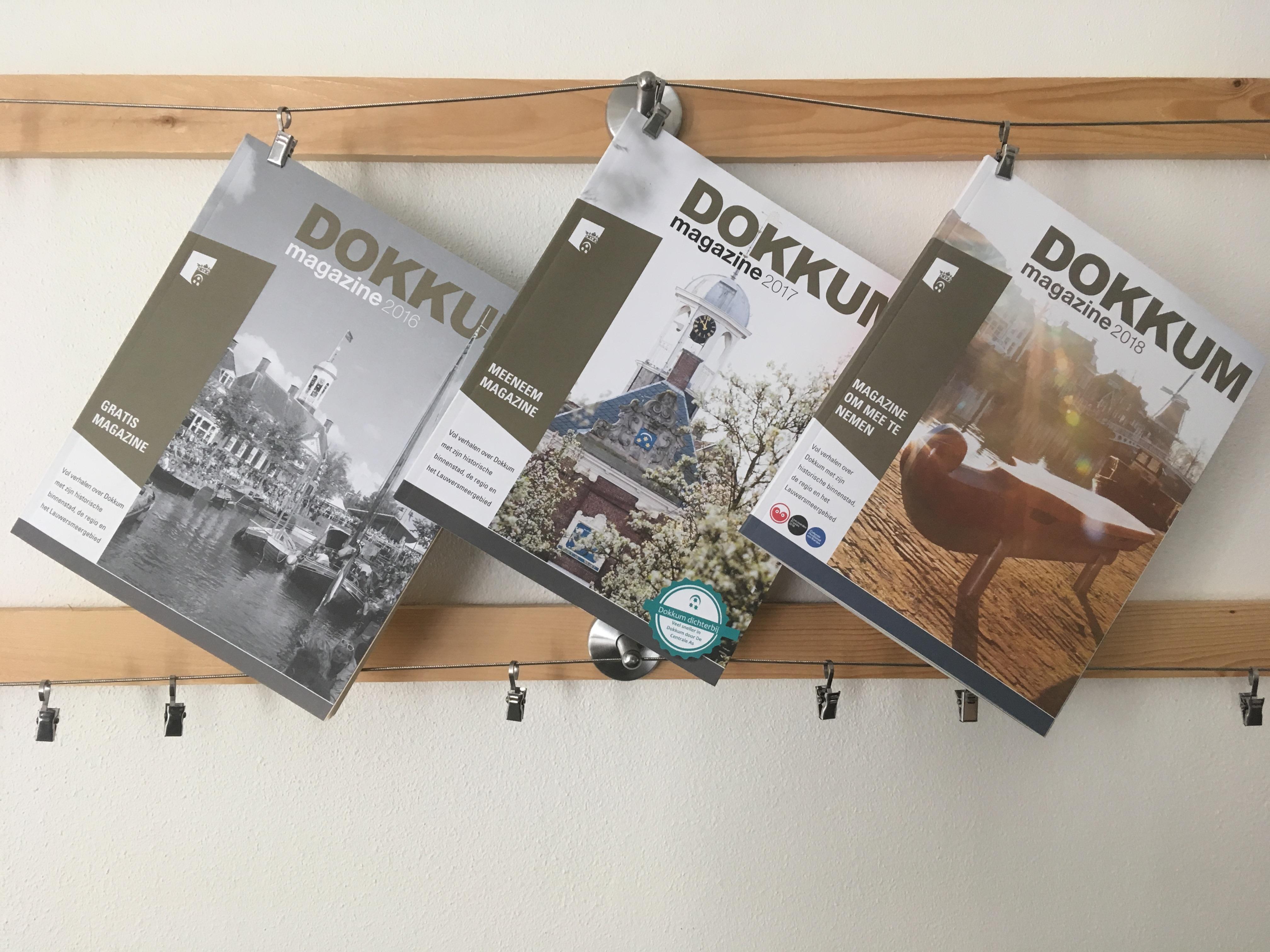 Dokkum Magazine