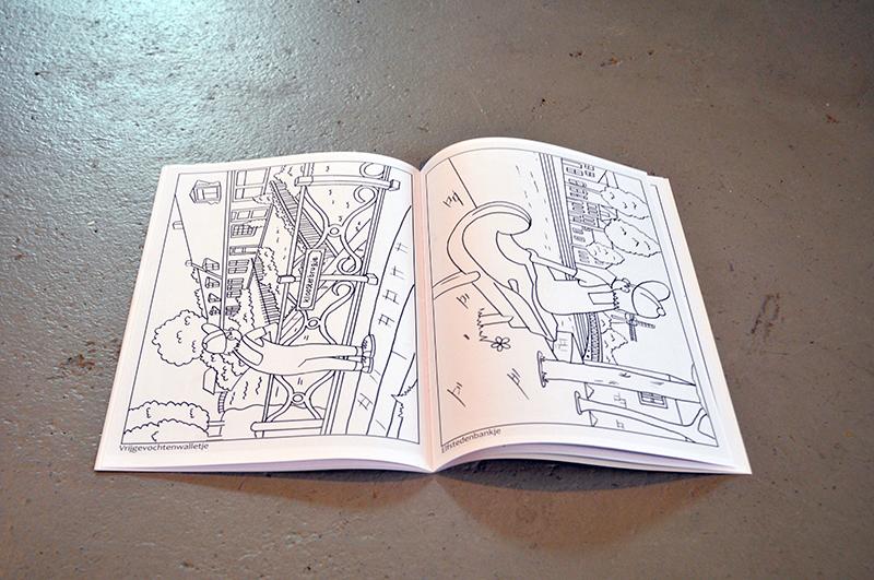 Dokkum Kleurboek