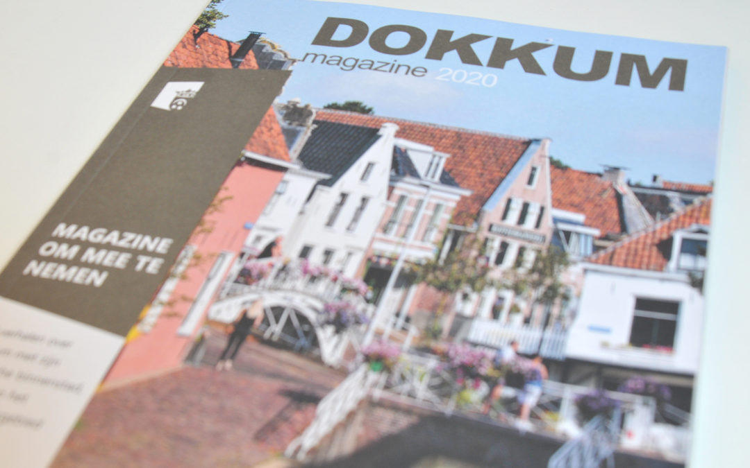 Dokkum Magazine 2020 is uit!