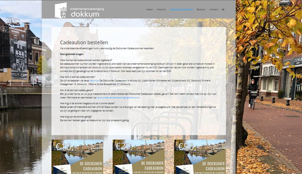 Ondernemersvereniging Dokkum