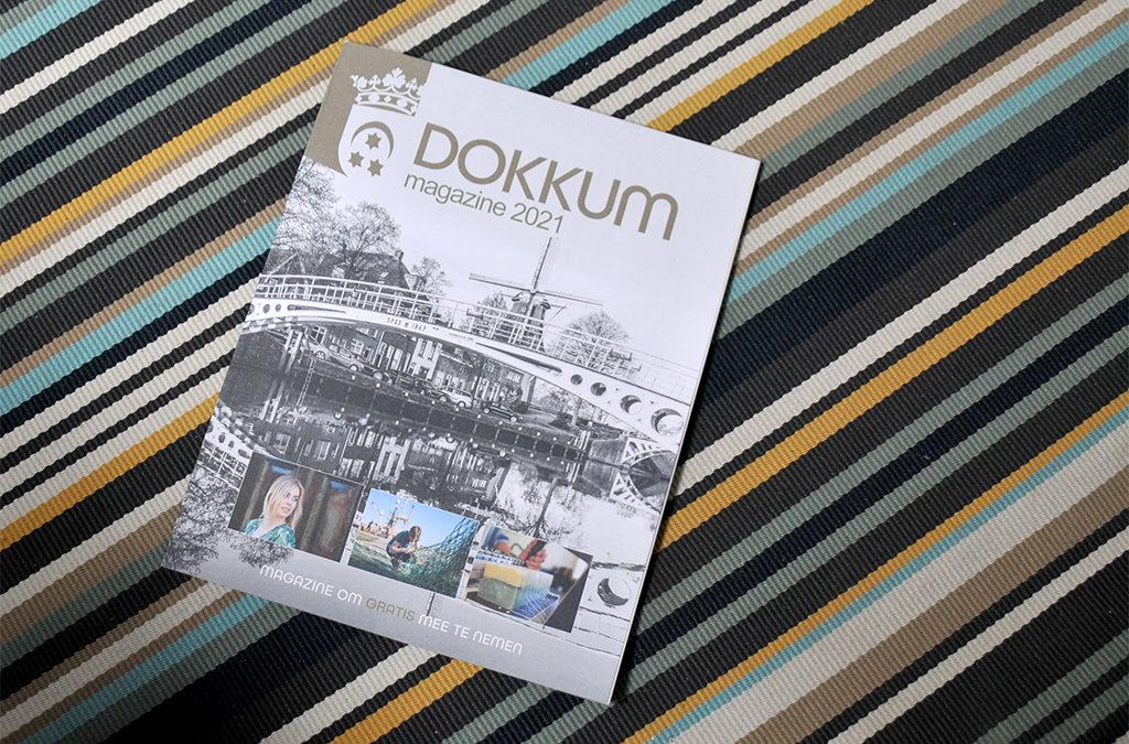 Dokkum Magazine 2021: meer en dikkere exemplaren